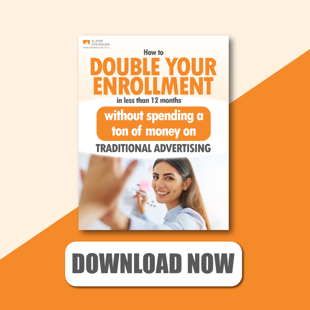 How to Double Your Enrollment in less than 12 months